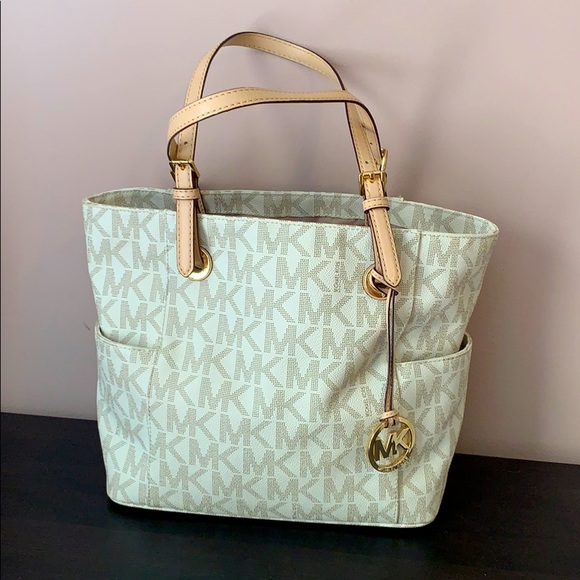 Michael Kors medium tote bag with inside zip